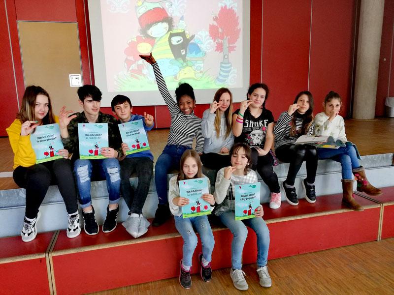 Un Llibre per als nens del món per a tots els països d'arreu del planeta
